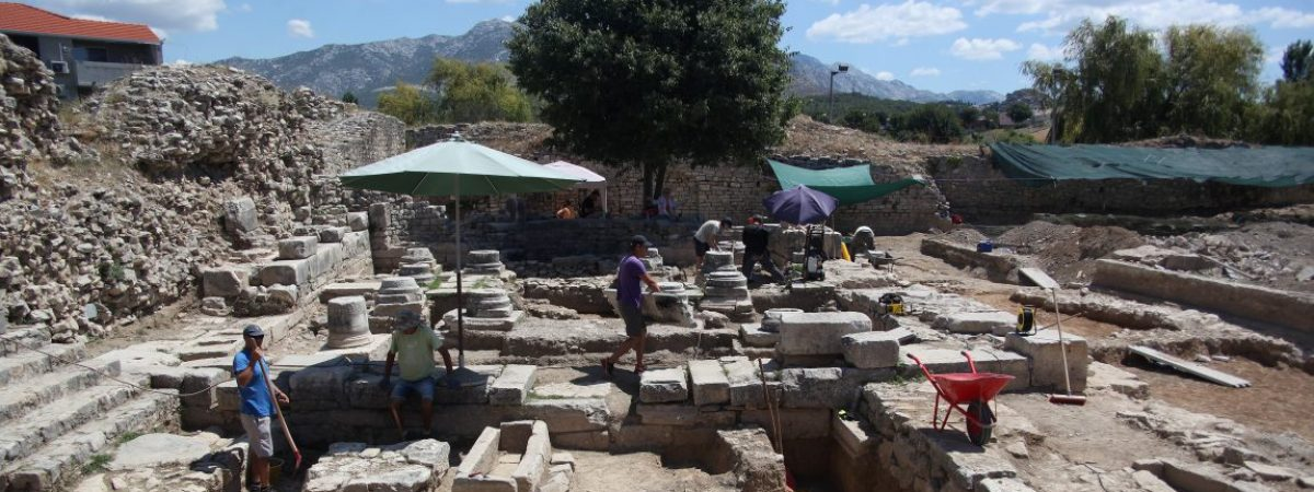 NASTAVAK ARHEOLOŠKIH ISTRAŽIVANJA NA REPREZENTATIVNOM LOKALITETU U GRADSKOMU SREDIŠTU – Arheološka paralaksa Gradine
