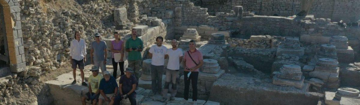OKONČANA ČETVEROMJESEČNA ZAŠTITNA ARHEOLOŠKA ISTRAŽIVANJA U GRADINI  Lokalitet koji je živio stoljećima