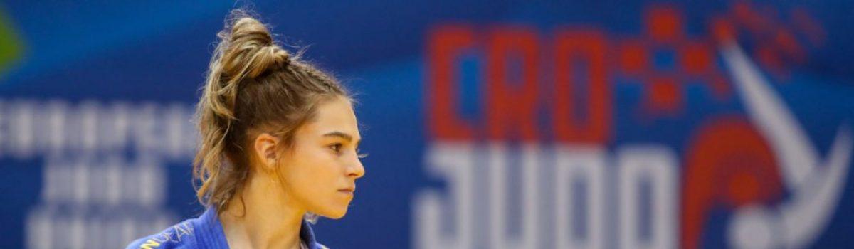 JUDO – JK SOLIN: Ana Viktorija Puljiz brončana euro juniorka