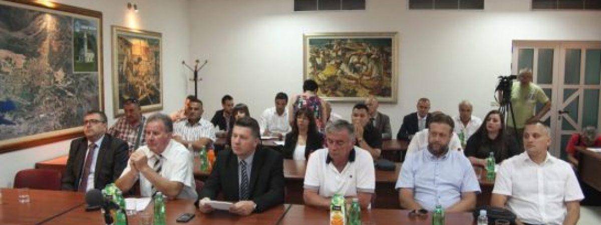 TEME 28. SJEDNICE GRADSKOGA VIJEĆA GRADA SOLINA – Komunalna infrastruktura i sredstva za političke stranke